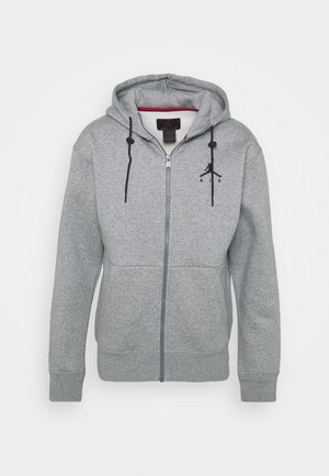 JUMPMAN AIR - Sudadera con cremallera - carbon heather/black