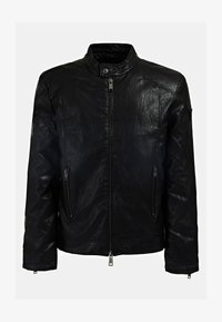 Guess - Faux leather jacket - schwarz - 3