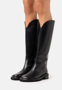 Proenza Schouler - PIPE RIDING BOOTS - Stiefel - black - 0