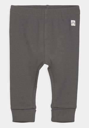 SOLID UNISEX - Leggings - Trousers - dark dusty grey