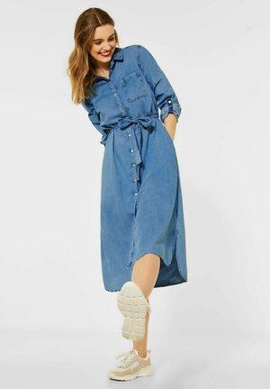 Spijkerjurk - blau
