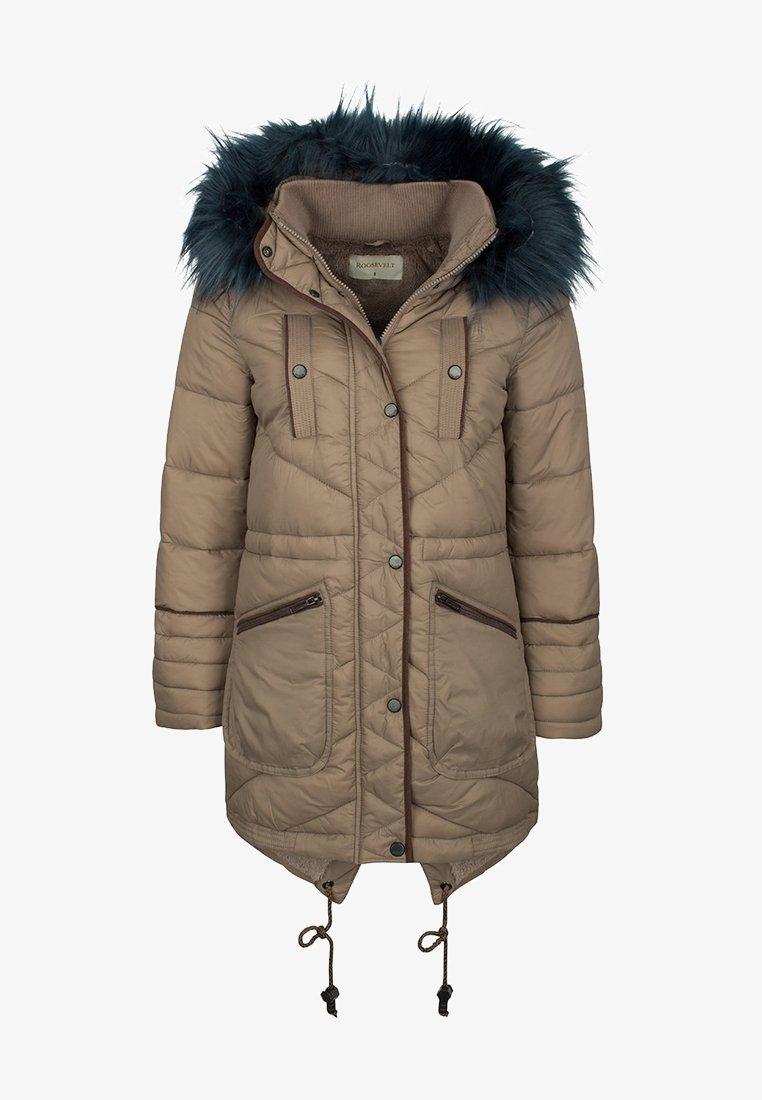 Roosevelt - Winter coat - walnuss