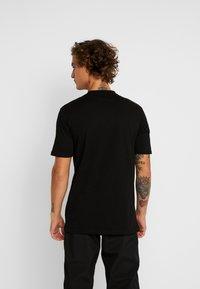 FAKTOR - KNOXX TEE - T-shirt - bas - black - 2