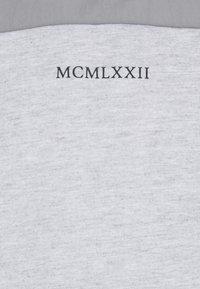 Brave Soul - THAMES - Sweatshirt - light grey marl/light grey/jet black - 5