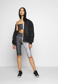 H2O Fagerholt - Leggings - black/off white seashell - 1