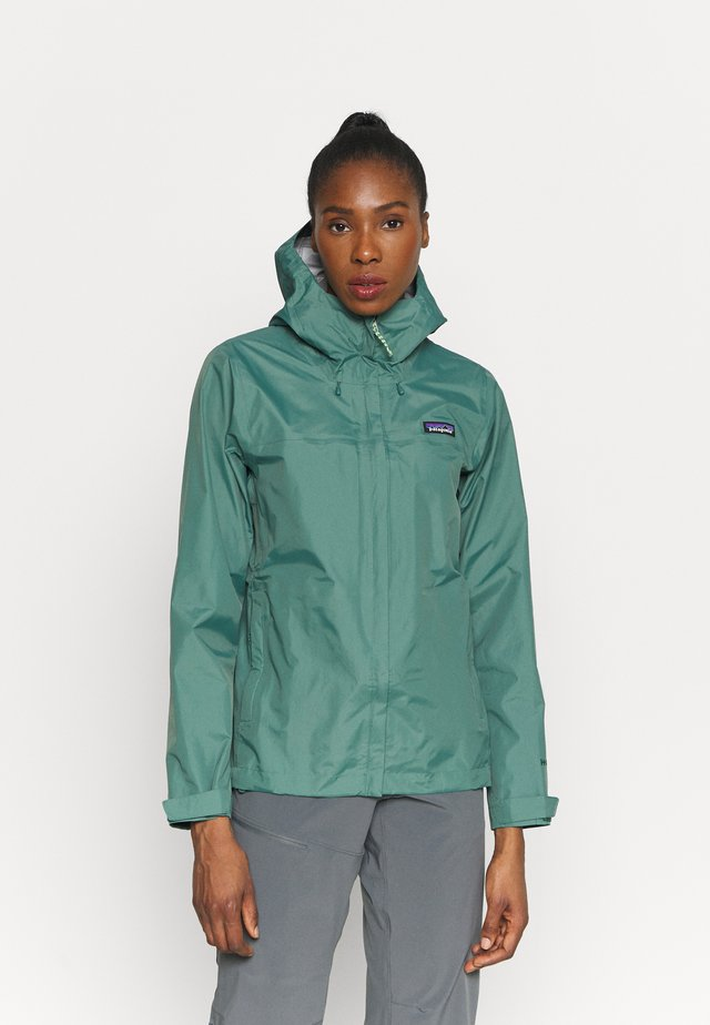 TORRENTSHELL - Outdoorjas - regen green