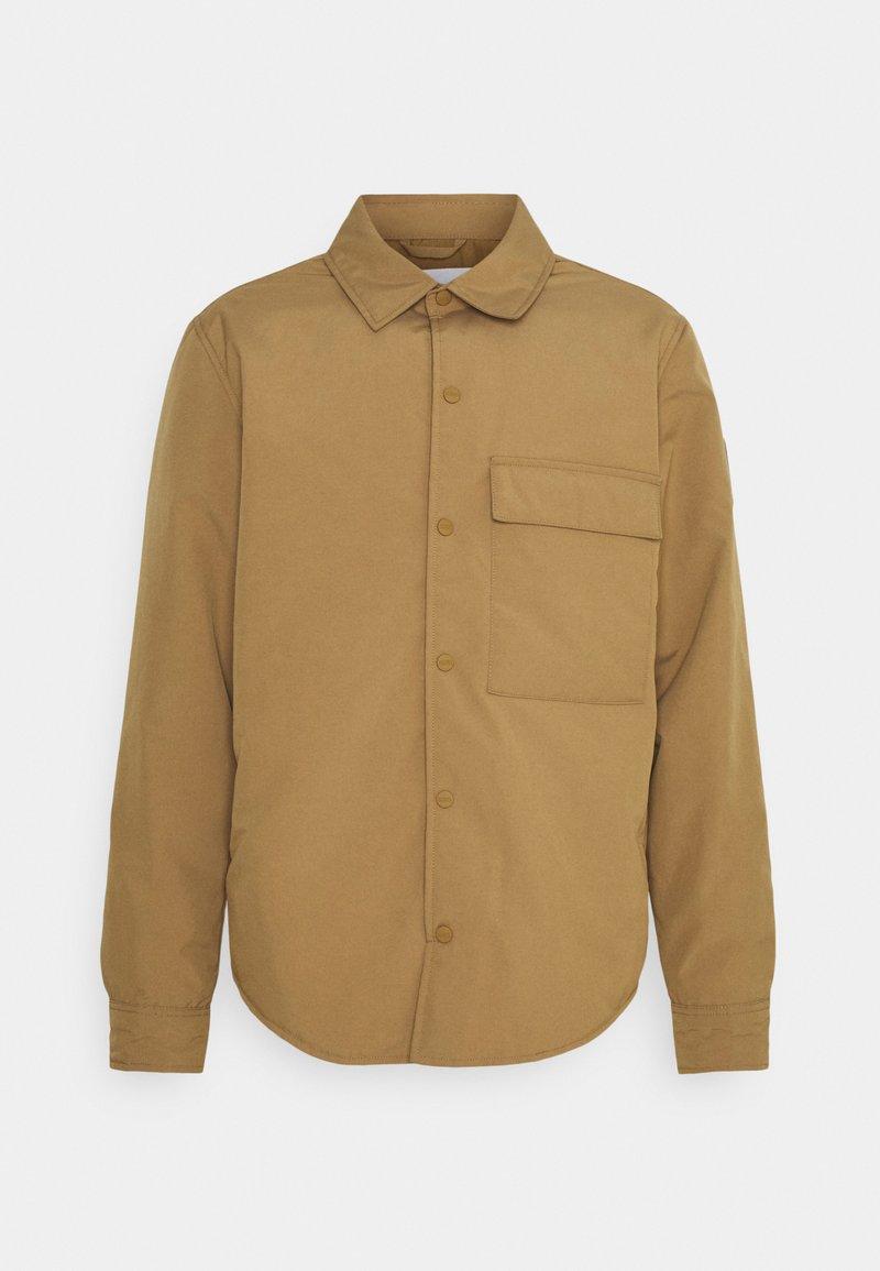 CLOSED - PADDED  JACKET - Light jacket - brown oak