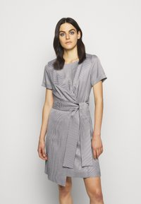 HUGO - KERANA - Day dress - open blue - 0