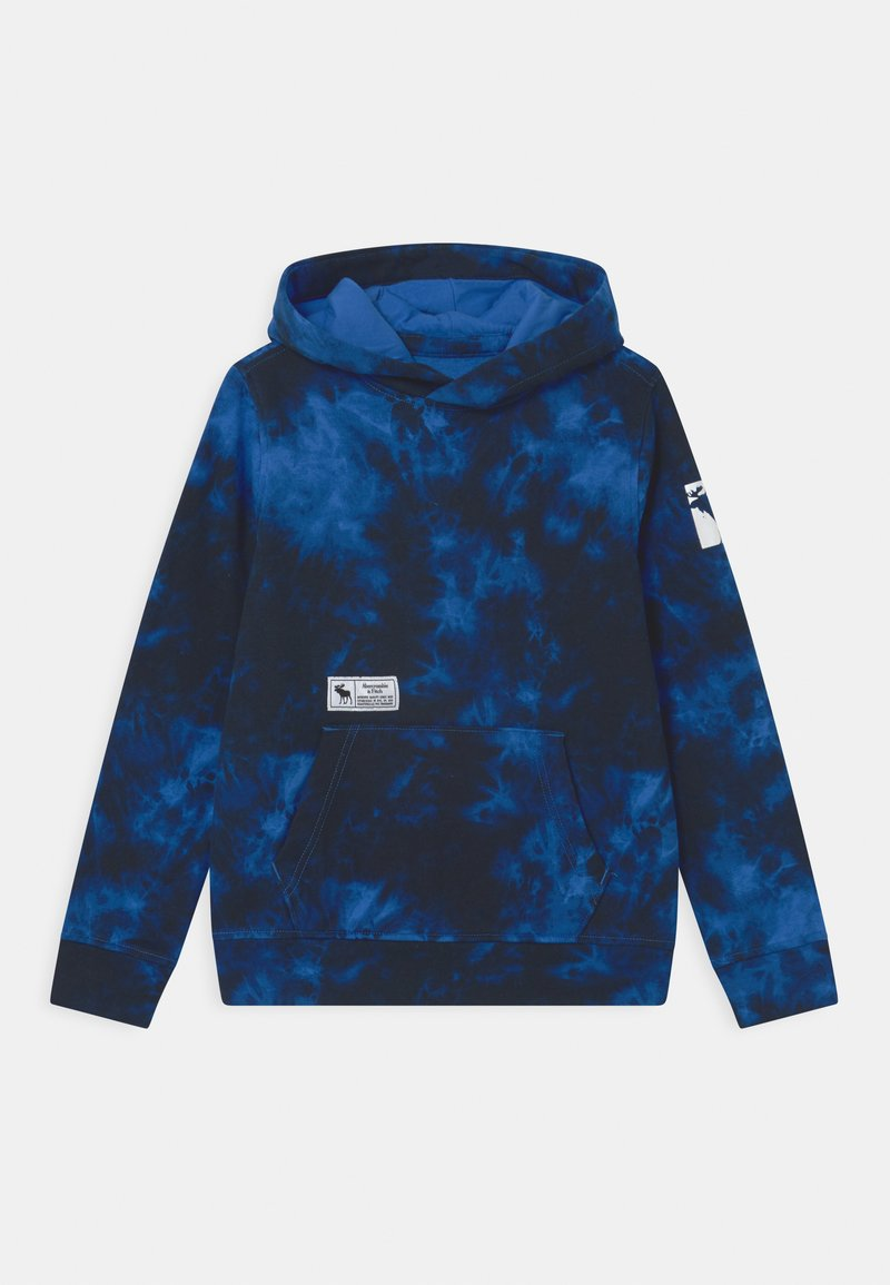 Abercrombie & Fitch - CHAIN - Sudadera - blue