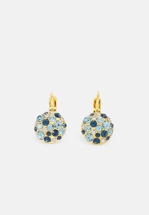 BLAIS - Uhani - gold-coloured/blue