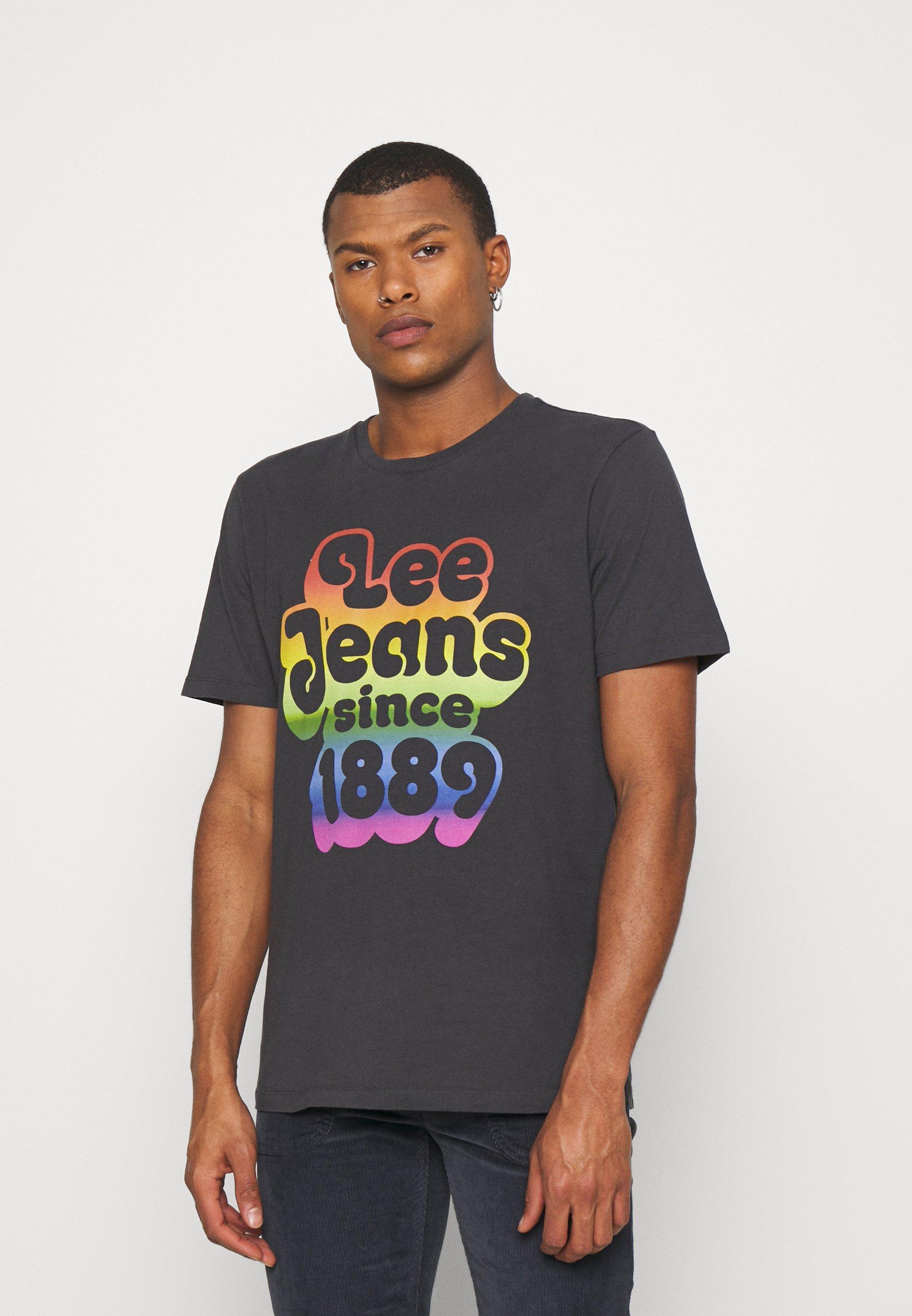 Men PRIDE GRAPHIC TEE - Print T-shirt