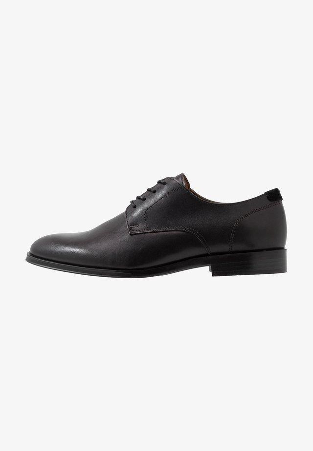 RICMANN - Smart lace-ups - black