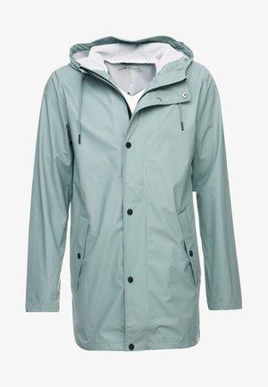 STEELY - Regnjakke / vandafvisende jakker - chinoise green