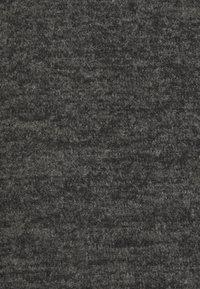 Pieces - PCPAM PENCIL SKIRT - Blyantskjørt - dark grey melange - 2