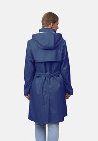 Dingy Rhythm Of The Rain - Parka - marine - 1