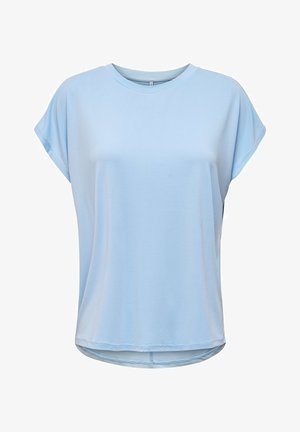 ONLFREE LIFE O-NECK - Basic T-shirt - light blue