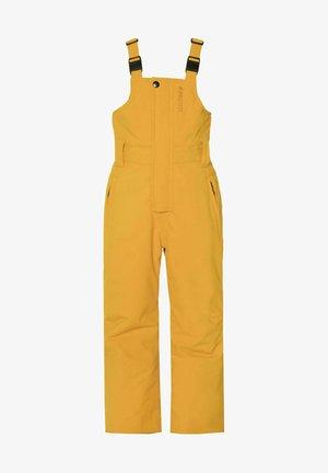 SALOPETTE NEUTRALIN TD - Tuinbroek - dark yellow