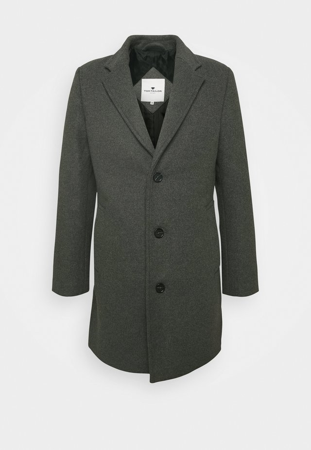 COAT THREE BUTTONS - Zimní kabát - mid grey