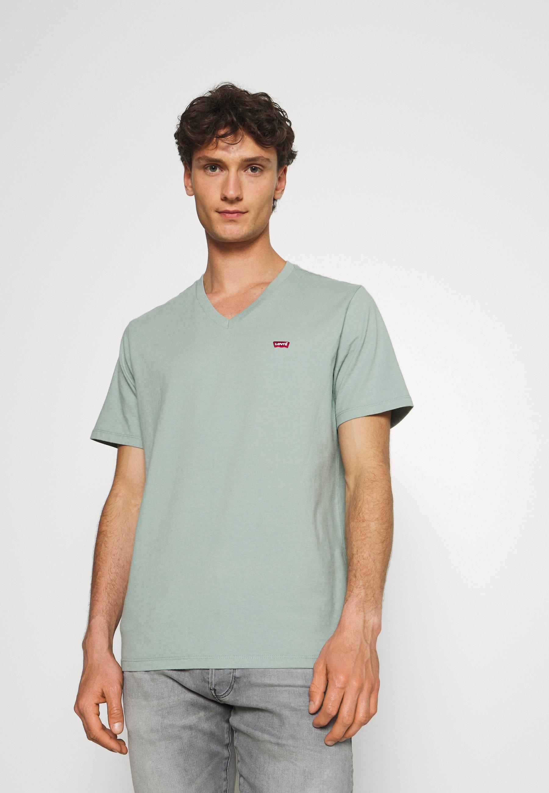 Homme VNECK - T-shirt basique