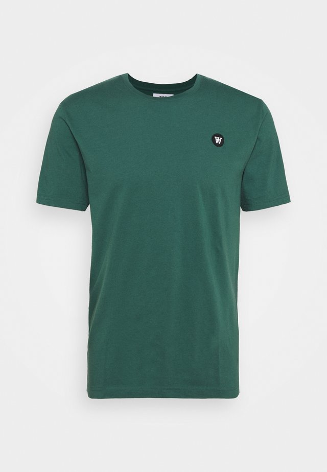 ACE - T-shirt basique - faded green