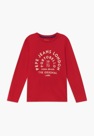 ANTONI - Long sleeved top - royal red