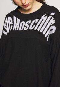 Love Moschino - Jersey de punto - black - 5