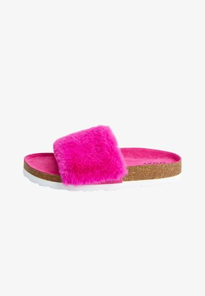 Klapki - pink