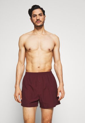 5 PACK - Boxershorts - black/grey/red