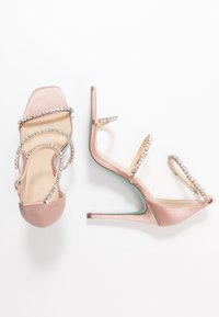 Blue by Betsey Johnson - ELISA - High heeled sandals - nude - 3