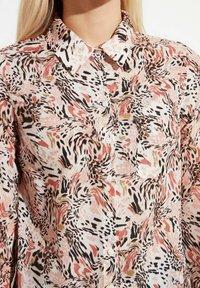 Trendyol - Button-down blouse - white - 2