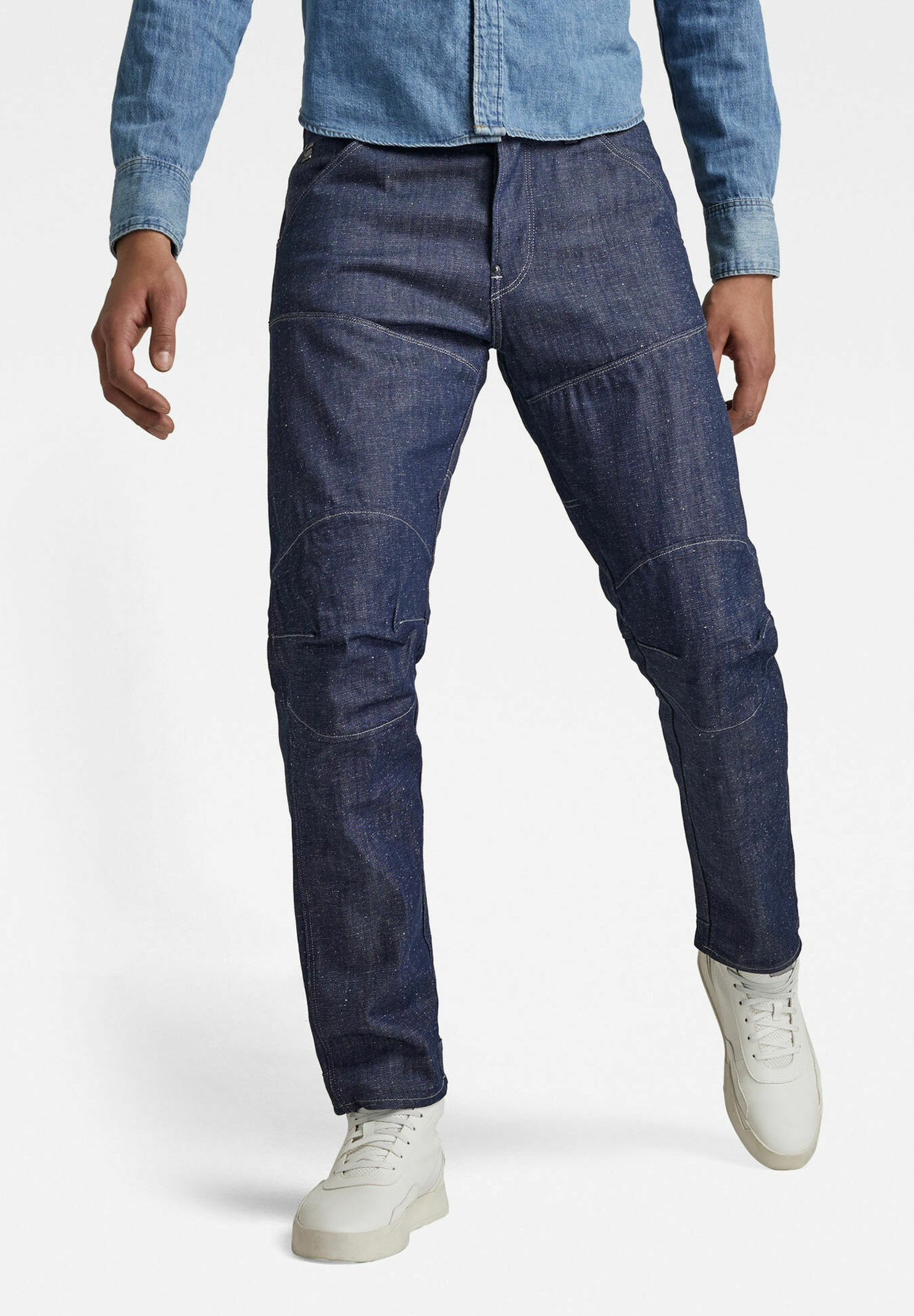 Uomo 5620 3D ORIGINAL RELAXED TAPERED - Jeans baggy