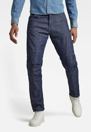 5620 3D ORIGINAL RELAXED TAPERED - Relaxed fit jeans - dark blue