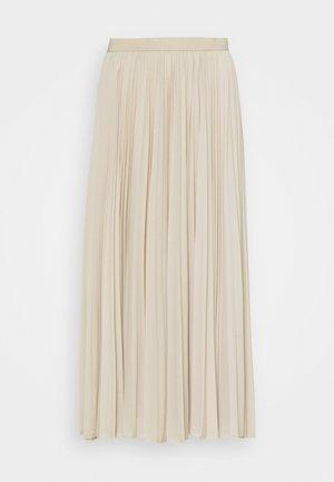 GRADO - Maxi skirt - sand