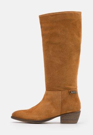 MASHA - Boots - camel
