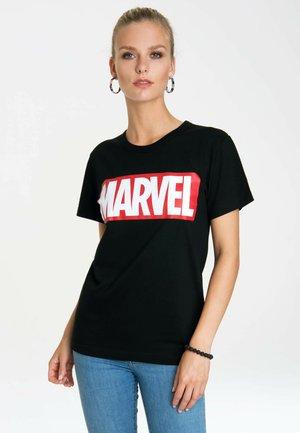 MARVEL COMICS - Print T-shirt - schwarz