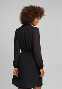 Esprit - FASHION - Day dress - black - 2