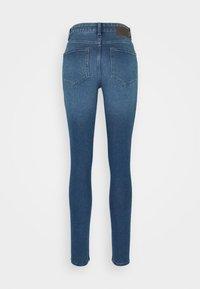 PIECES Tall - PCPEGGY  - Skinny džíny - medium blue denim - 5
