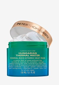 Peter Thomas Roth - HUNGARIAN THERMAL WATER MINERAL-RICH ATOMIC HEAT MASK - Masker - - - 1