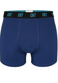 Cristiano Ronaldo CR7 - CRISTIANO RONALDO BASIC RETROSHORTS 3-PACK - Pants - blue.dark blue/grey - 5