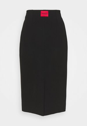 NESSICA - Pencil skirt - black