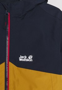 Jack Wolfskin - ICELAND - Outdoor jacket - golden amber - 4
