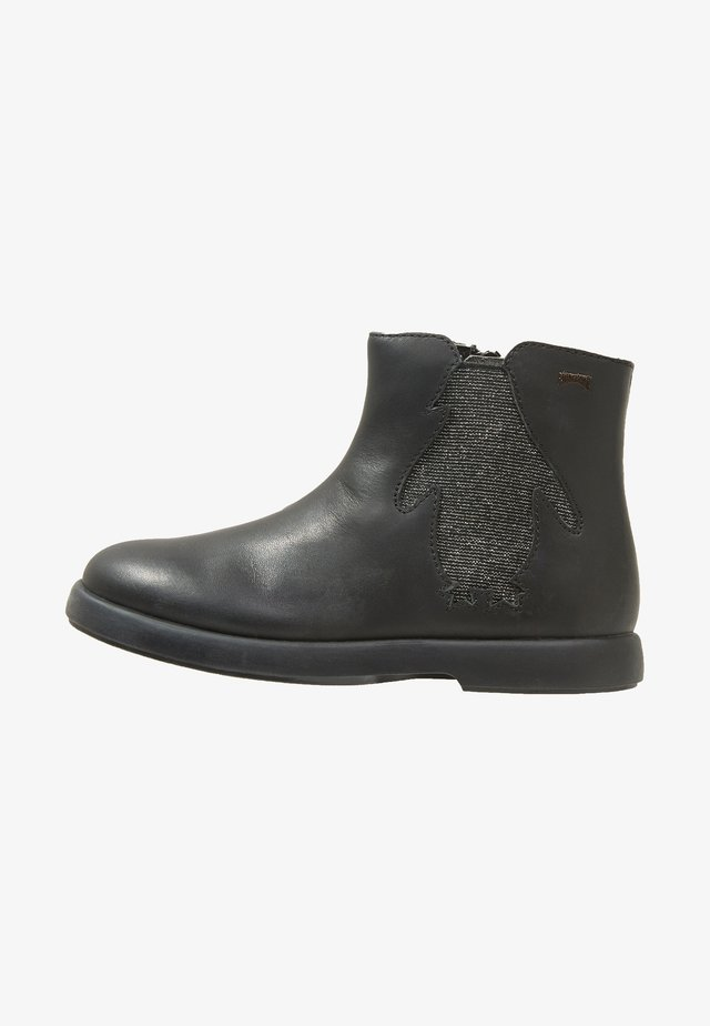 DUET KIDS - Bottines - black