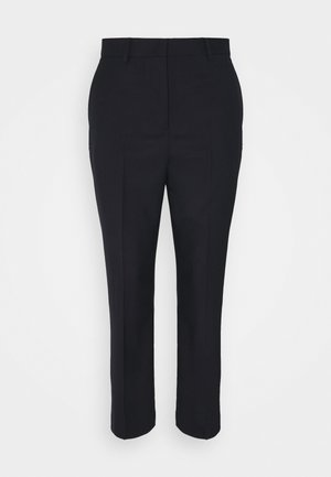 WOMENS TROUSERS - Trousers - dark blue
