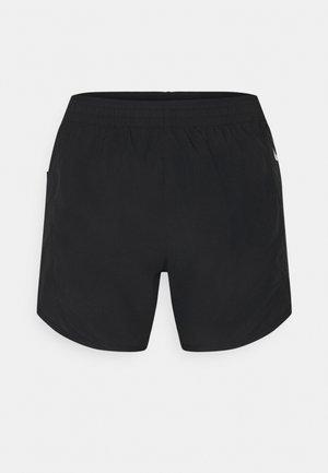 TEMPO LUXE SHORT  - Pantalón corto de deporte - black/silver