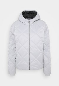 Sweaty Betty - PIONEER QUILTED JACKET - Training jacket - silver - 0