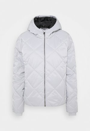 PIONEER QUILTED JACKET - Trainingsjacke - silver
