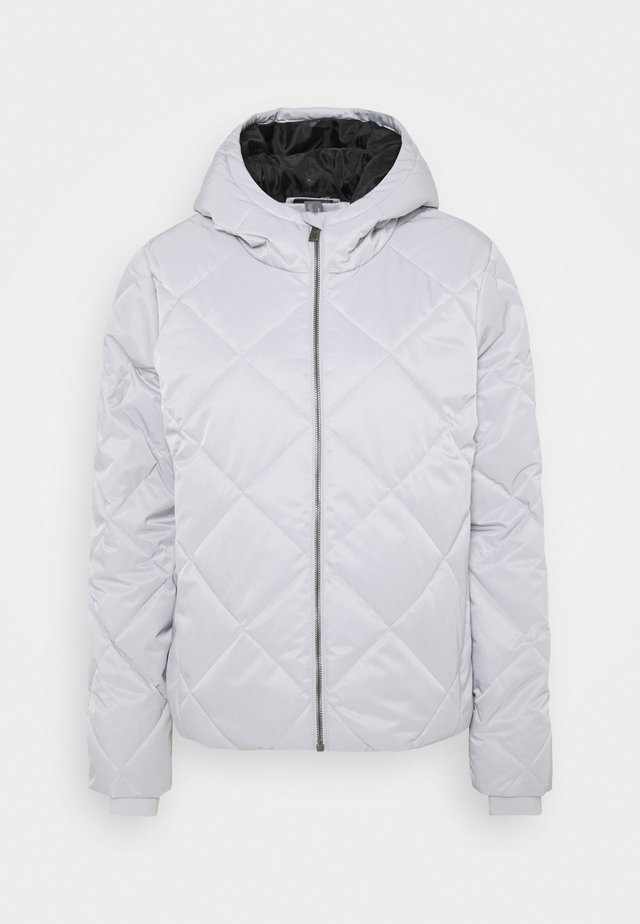 PIONEER QUILTED JACKET - Trainingsvest - silver
