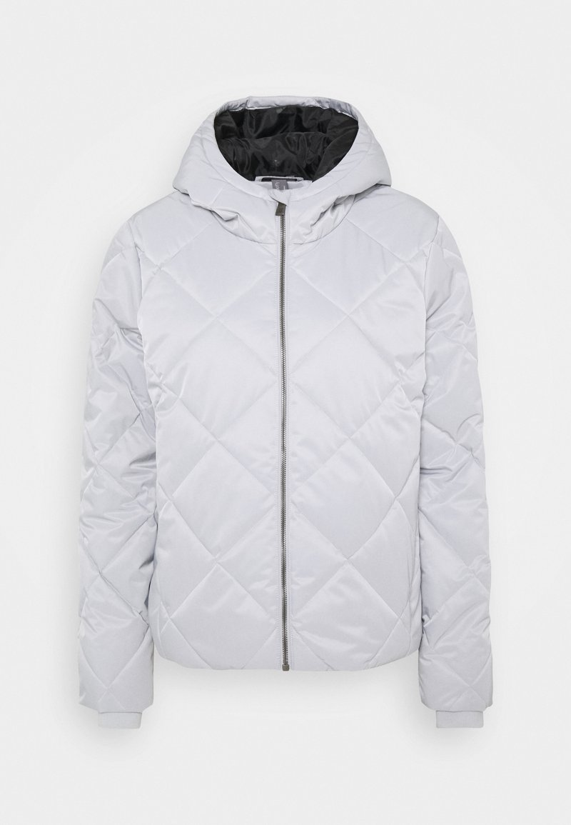 Sweaty Betty - PIONEER QUILTED JACKET - Training jacket - silver