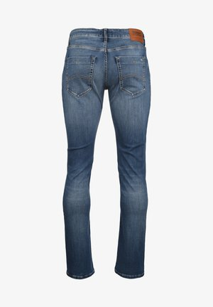 SCANTON - Slim fit jeans - clean mid