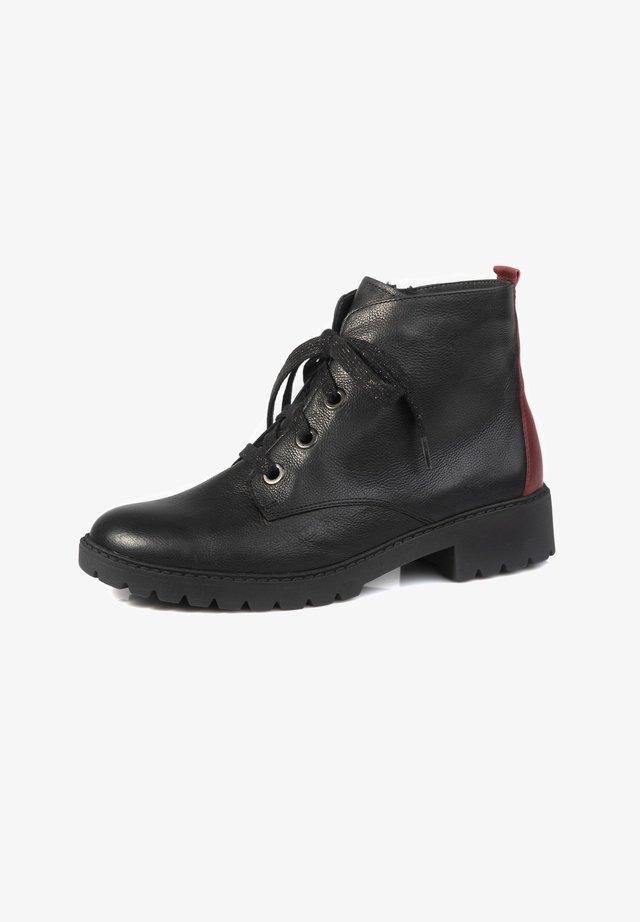 Ankle boots - 00924 schwarz